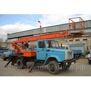Заказ автовышки 18м,22м в Перми от 750 руб/час. фото