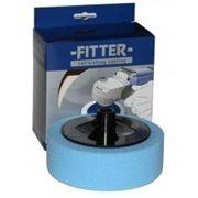 Fitter Полировальный круг №3 универсальный голубой ∅150мм фото