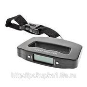 Электронные багажные весы фото