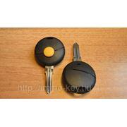 Корпус ключа зажигания для MERCEDES SMART с местом для чипа фото