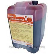 Foam Color Orange 25 кг. средство для бесконтактной мойки автомобилей фото