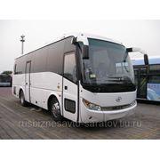 Туристический автобус Higer KLQ 6928 Q фото