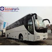 Автобус ман туристический - man lion's coach r07