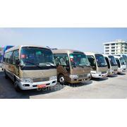 Пригородный автобус Golden Dragon XML6700 фото