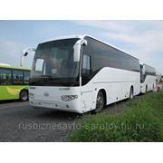 Туристический автобус Higer KLQ 6109 Q фото