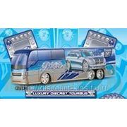Игрушка 11514 Туристический автобус 1:64 24/24 11514 фото