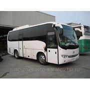 Туристический автобус Higer KLQ 6826 Q фото