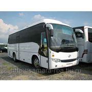 Пригородный (междугородний) автобус HIGER KLQ6885Q фото