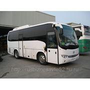 Автобус Higer KLQ 6826GQ (Евро 4)