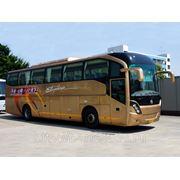 Междугородний автобус Golden Dragon XML6125 фото