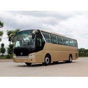 Междугородний автобус Golden Dragon XML6127 фото