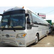 Автобус KIA Granbird, Grandbird (Киа Гранбирд, Грандберд, Гранберг) 2010 года туристический, междугородний, новый кузов.