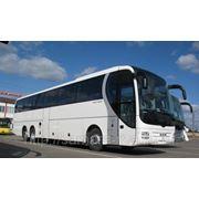 Автобус туристический MAN LION'S COACH L (R08) фото