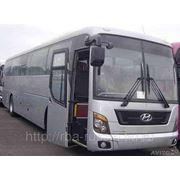Автобус Hyundai UNIVERSE LUXURY турист фотография