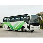 Междугородний автобус Golden Dragon XML6957 фото