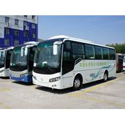 Междугородний автобус Golden Dragon XML6857
