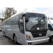 Туристический автобус Hyundai Universe Space Luxury фото