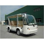 Электроавтобус EG6088K04