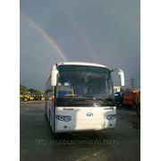 Higer KLQ6119TQ(300 л.с.) автобус(Евро-4) фото
