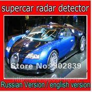 Радар детектор Buggati фото