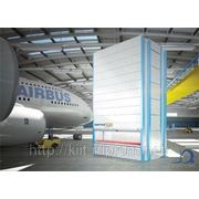 Автоматический склад. Высотный склад KARDEX автоматическое хранение грузов и товаров фото