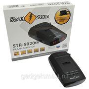 Street Storm STR-5020EX ловит радарный комплекс Стрелка фото