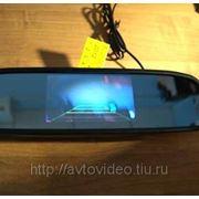 Зеркало заднего вида со встроенным монитором 4,2 дюйма фото