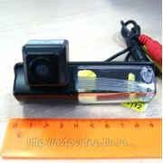 Штатная камера заднего вида для JEEP Compass фото