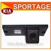 Штатная камера заднего хода Kia Sportage, Sorento (до 09г.) фото