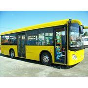 Городской автобус HIGER KLQ6891GA фотография