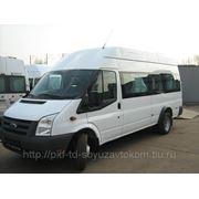 Автобус маршрутный Форд Транзит 27 мест фото