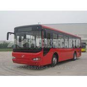 Городской автобус Higer KLQ 6109 G фото
