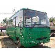 Автобус МАЗ 256 фото