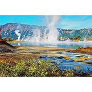 Комбинированный тур «В Долину гейзеров и к кратерам действующих вулканов» фото