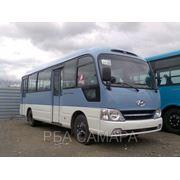 Автобус пригородный Hyundai County Kuzbass фото