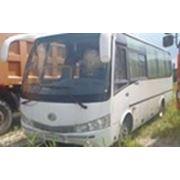Городской автобус б/у YUTONG ZK6737D фото