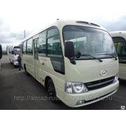 Автобус Hyundai County Kuzbas хендай каунти городской пригородный