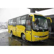 Городской автобус HIGER KLQ 6826GQ фото