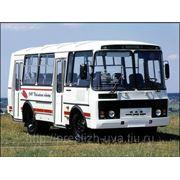 Автобус ПАЗ фото