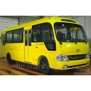 Автобус Hyundai County Kuzbass фото