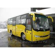 Автобус Higer 6826 городской и турист фото