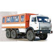 НЕФАЗ 4208 вахтовый автобус