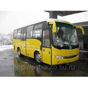Пригородный автобус Higer 6826