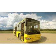 Новый городской автобус Higer 6109G