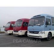 Автобус городской Hyundai County Kuzbass