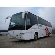 Продаю автобус турист Higer KLQ 6129Q (Евро 4) 49 мест (3 комплектации) фото