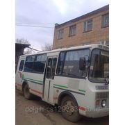 Перевозки автобус ПАЗ
