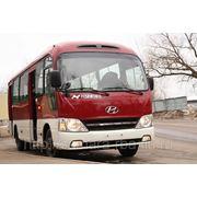 Автобус пригородный Hyundai County Kuzbass