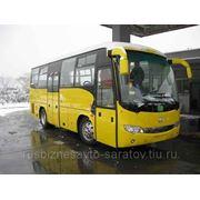 Городской автобус Higer KLQ 6826 GQ фото