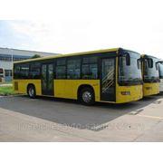 Городской автобус Higer KLQ 6118 GS фото